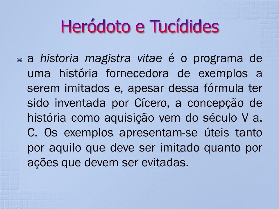 Heródoto e Tucídides