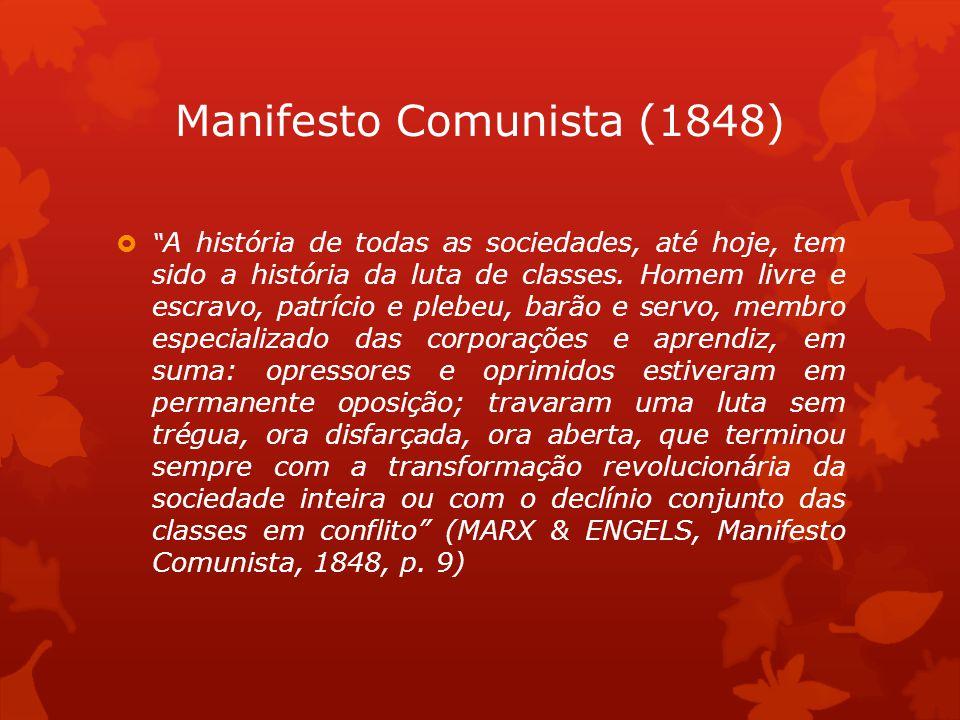 Manifesto Comunista (1848)