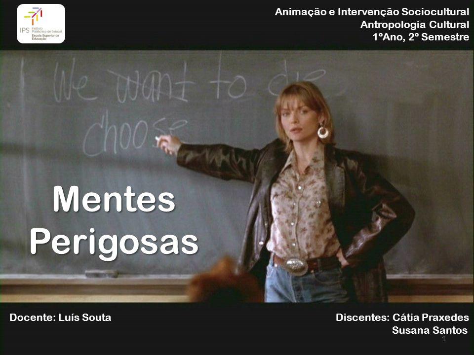 Docente: Luís Souta Discentes: Cátia Praxedes
