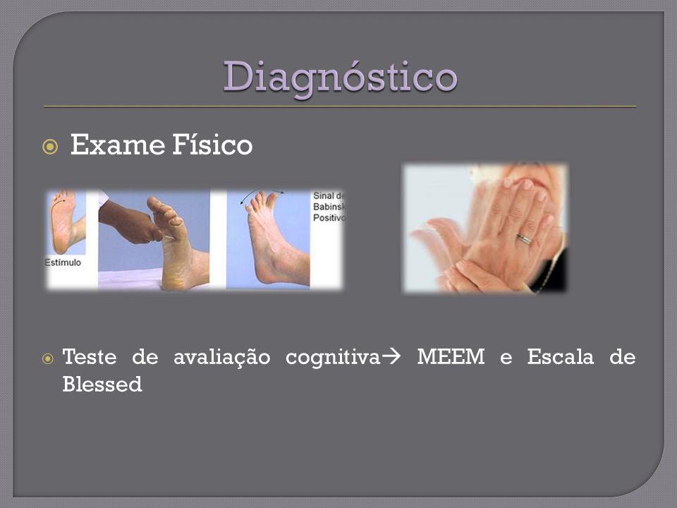 Diagnóstico Exame Físico
