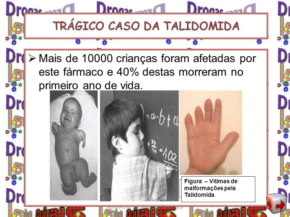TRÁGICO CASO DA TALIDOMIDA