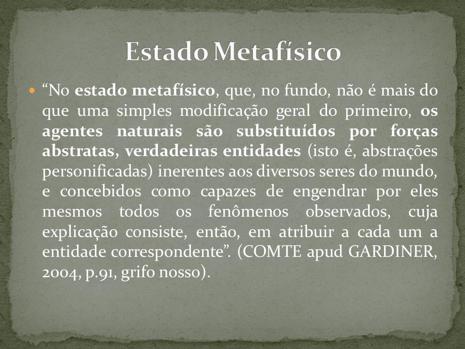 Estado Metafísico
