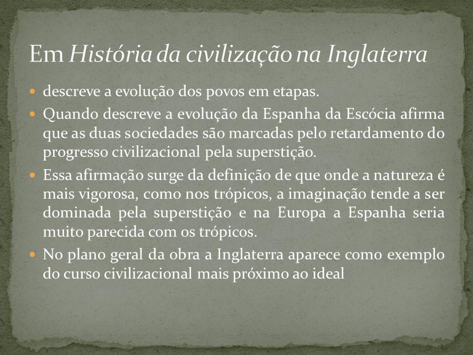 Em História da civilização na Inglaterra