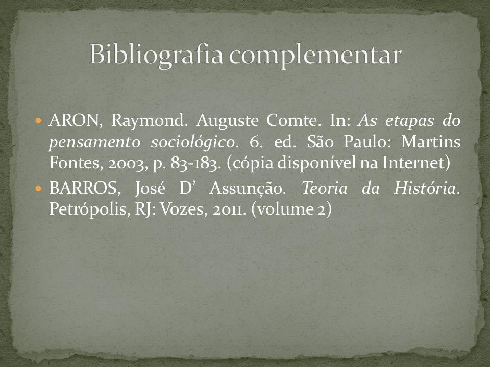 Bibliografia complementar