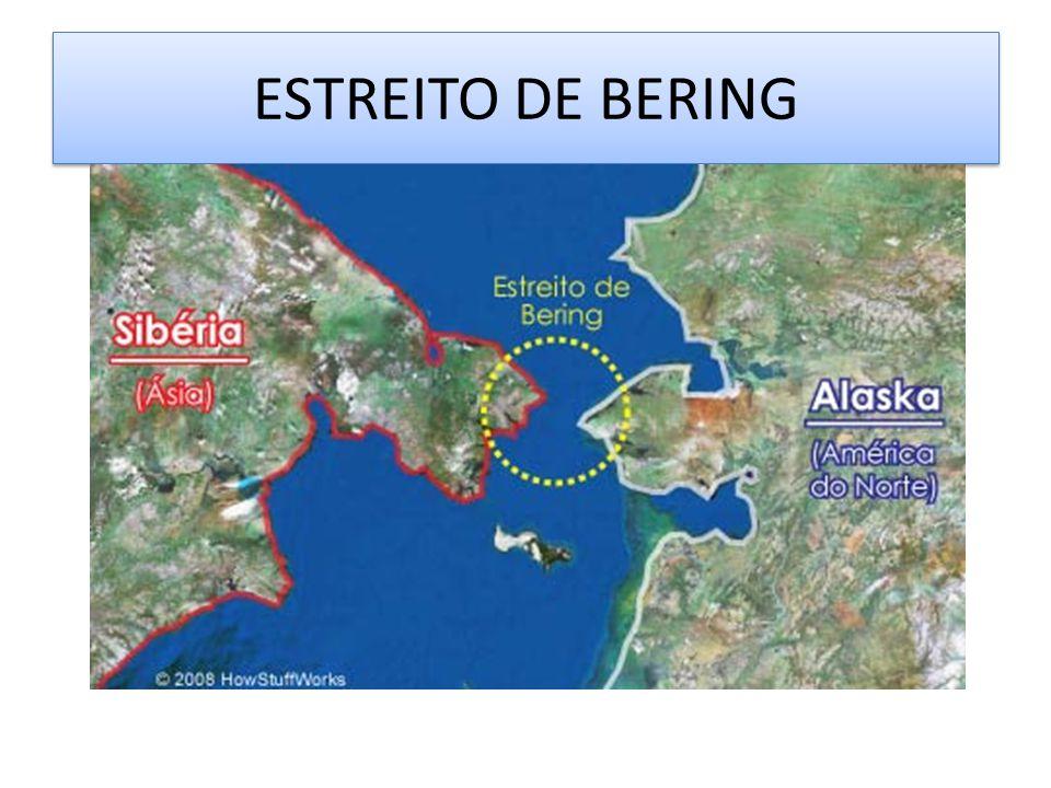 ESTREITO DE BERING