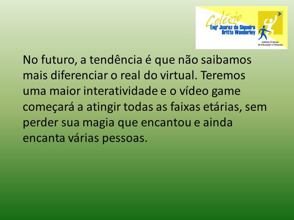 No futuro, a tendência é que não saibamos mais diferenciar o real do virtual.