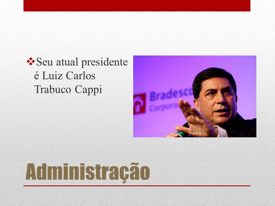 Seu atual presidente é Luiz Carlos Trabuco Cappi