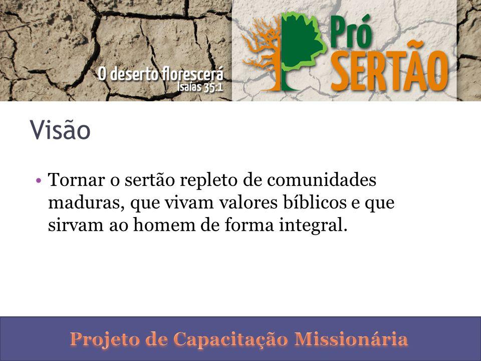 Projeto de Capacitação Missionária