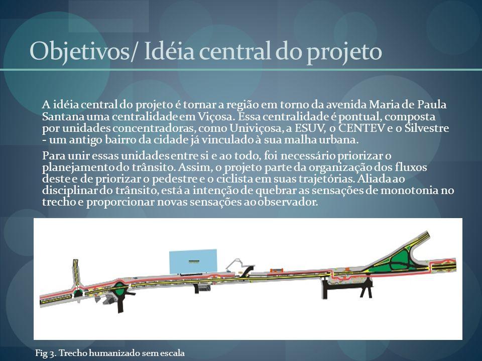 Objetivos/ Idéia central do projeto