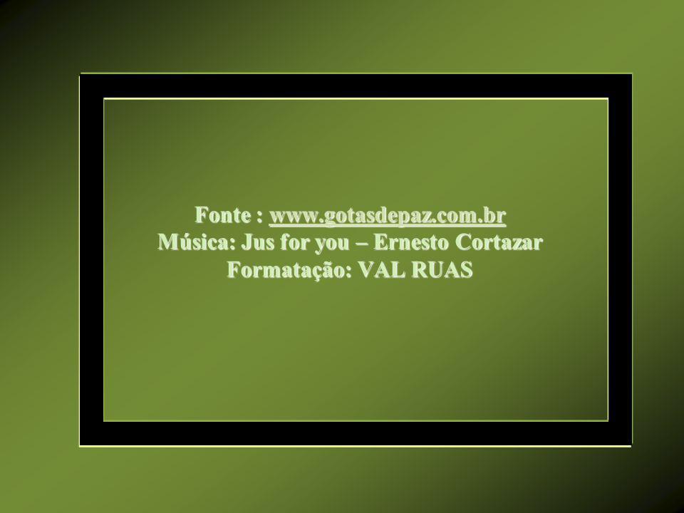 Fonte : www. gotasdepaz. com