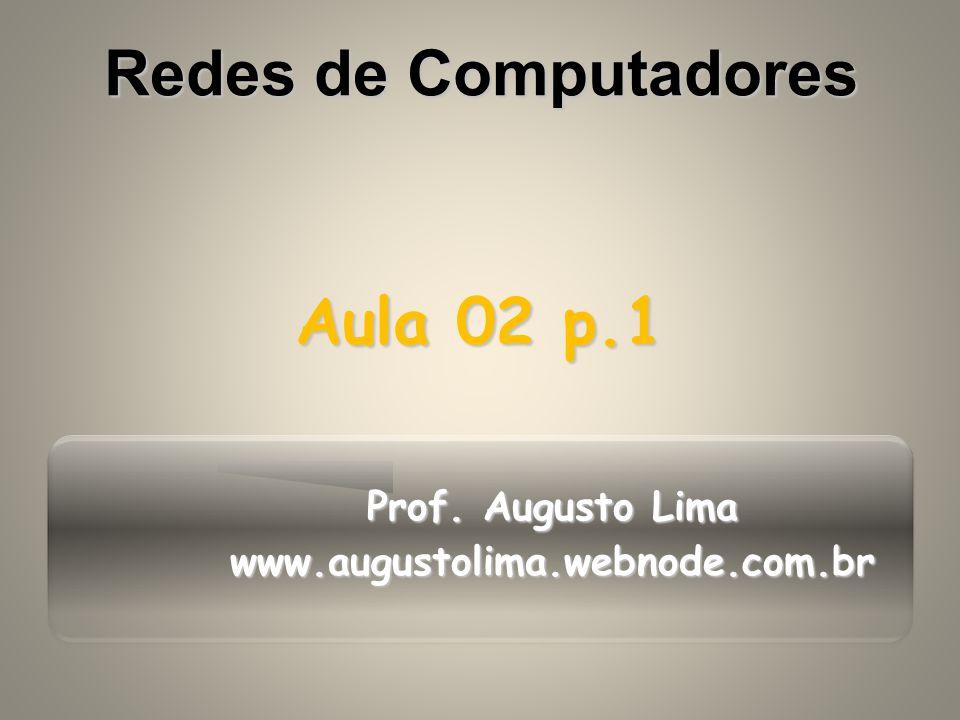 Prof. Augusto Lima www.augustolima.webnode.com.br