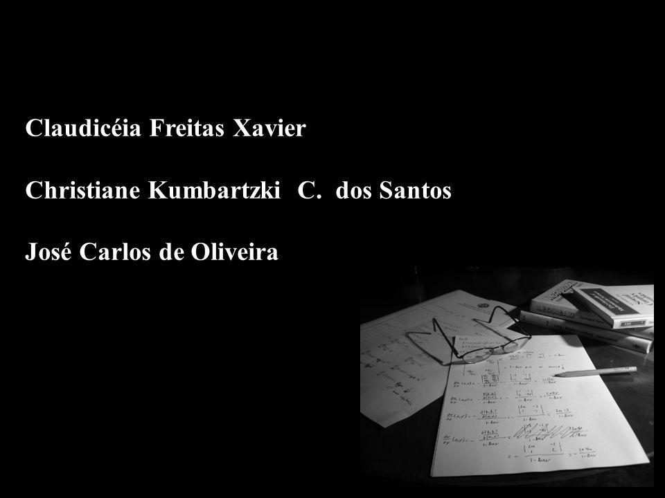 Claudicéia Freitas Xavier