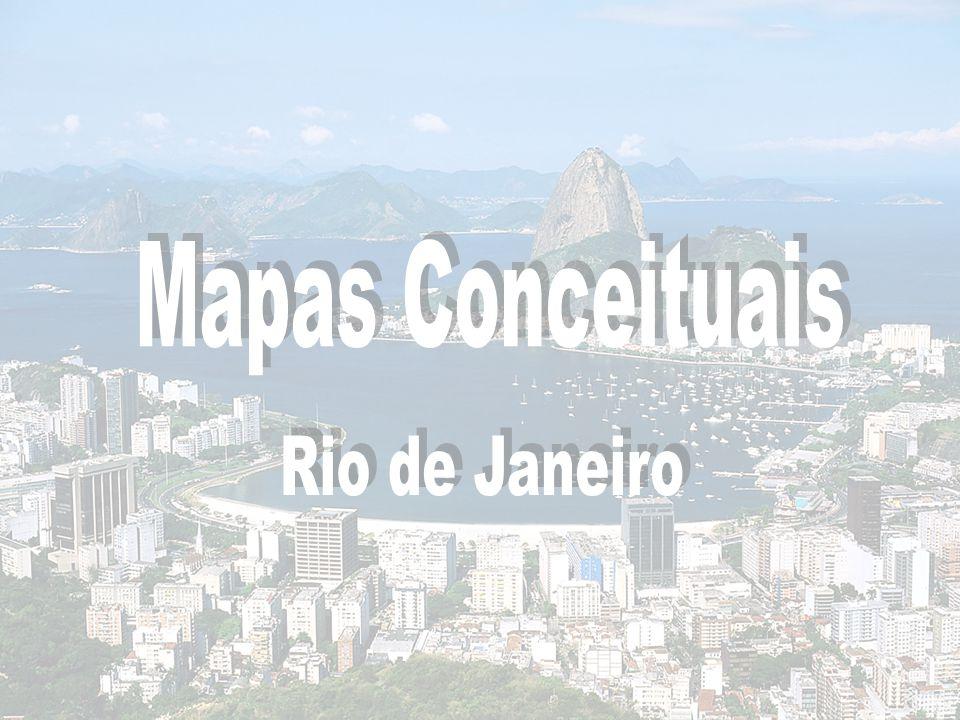 Mapas Conceituais Rio de Janeiro