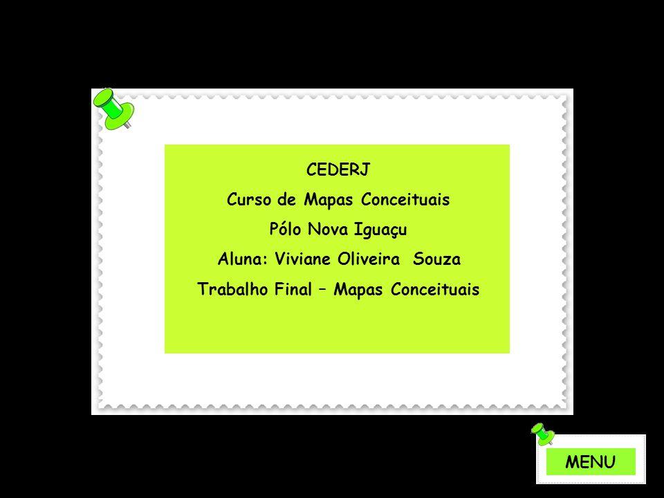 Curso de Mapas Conceituais Pólo Nova Iguaçu