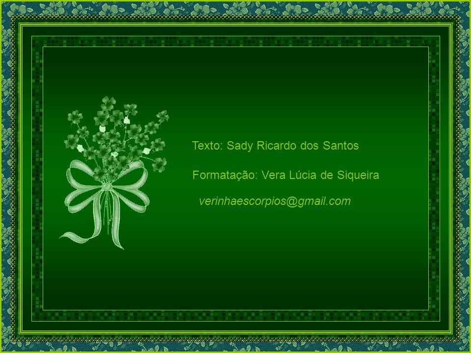 Formatação: Vera Lúcia de Siqueira