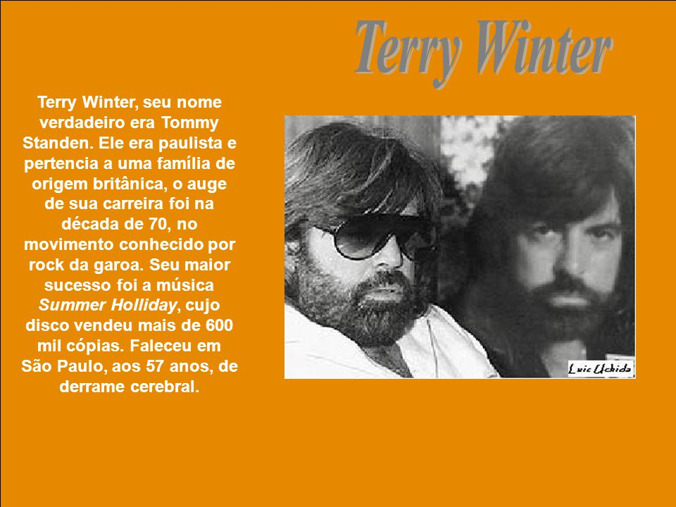 Terry Winter