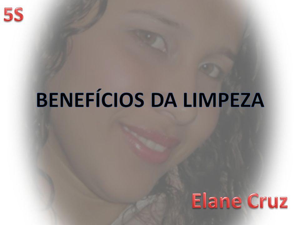 BENEFÍCIOS DA LIMPEZA Elane Cruz