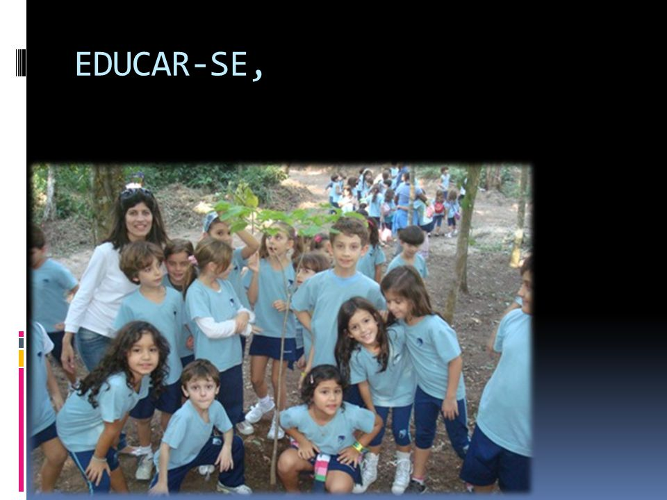 EDUCAR-SE,