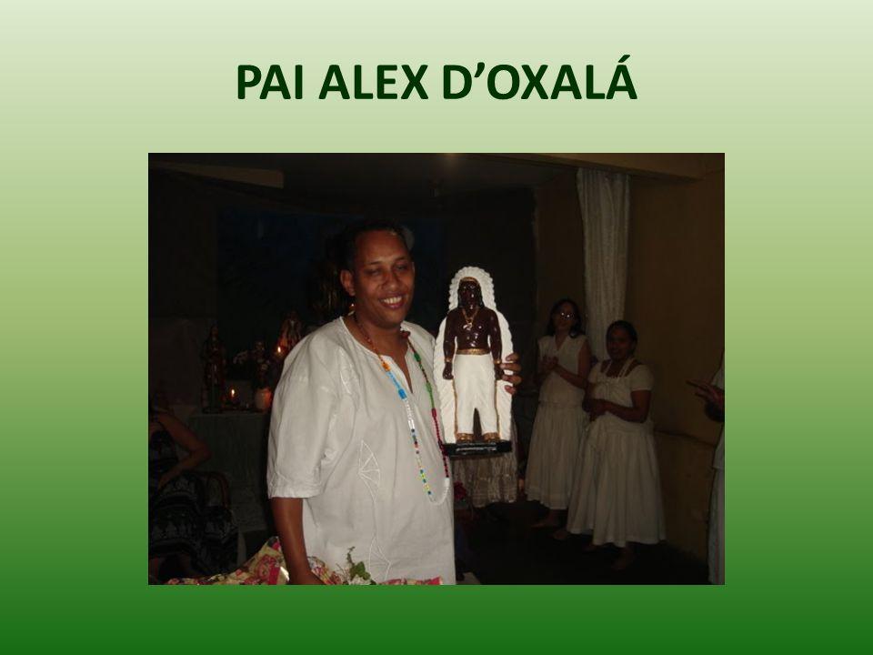 PAI ALEX D'OXALÁ