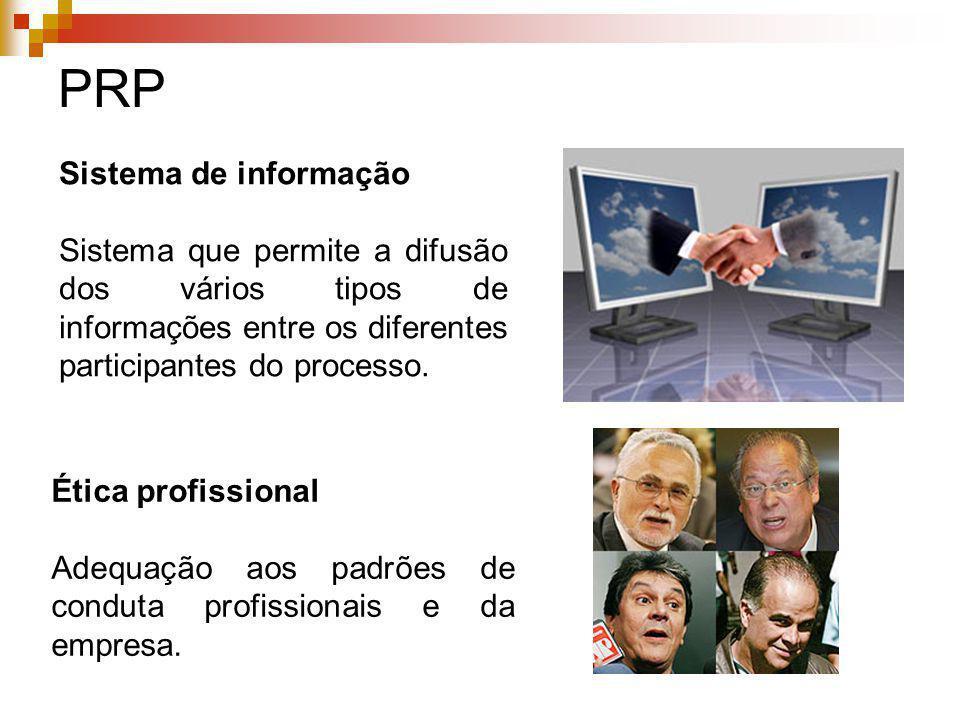 PRP Sistema de informação