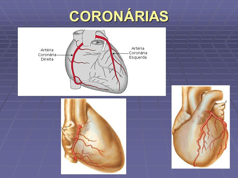 CORONÁRIAS