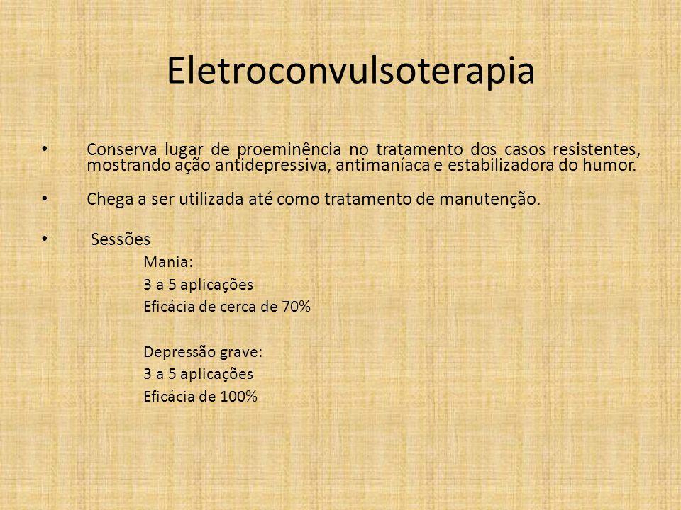 Eletroconvulsoterapia