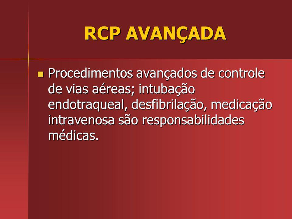 RCP AVANÇADA