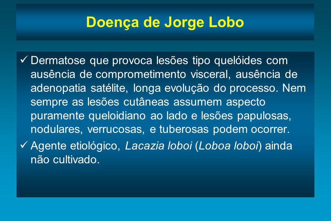 Doença de Jorge Lobo