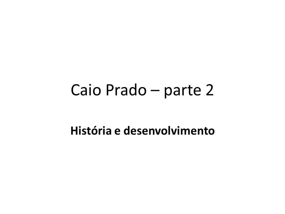 História e desenvolvimento