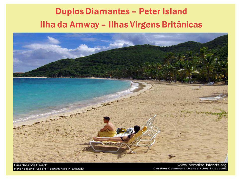 Duplos Diamantes – Peter Island