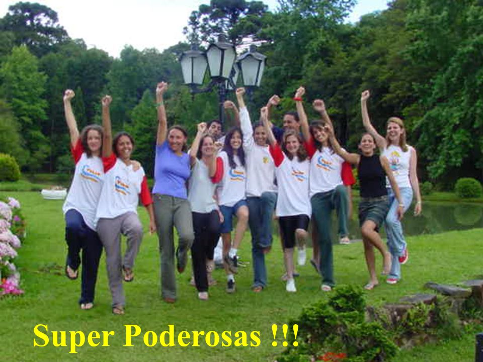 Super Poderosas !!!