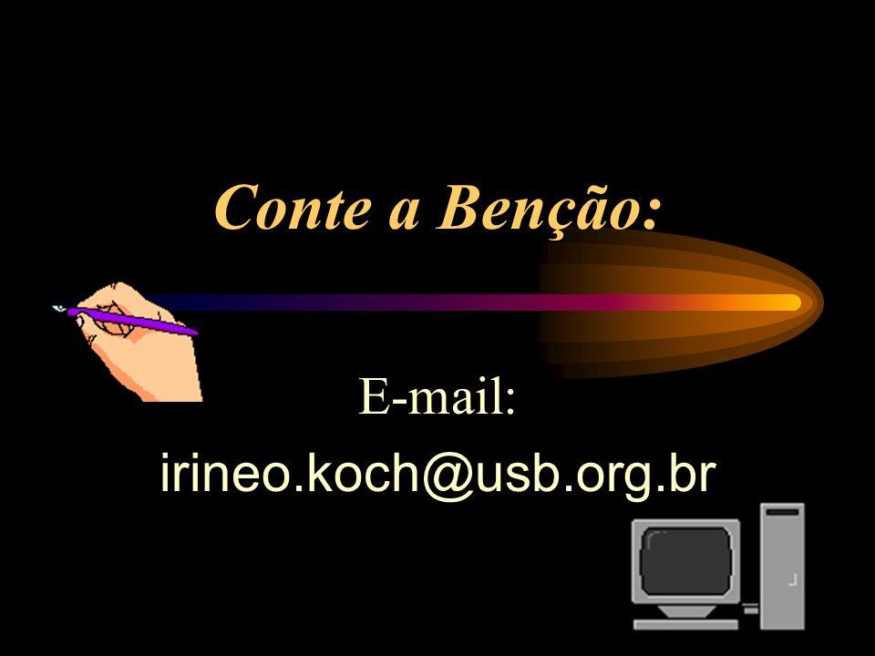 E-mail: irineo.koch@usb.org.br
