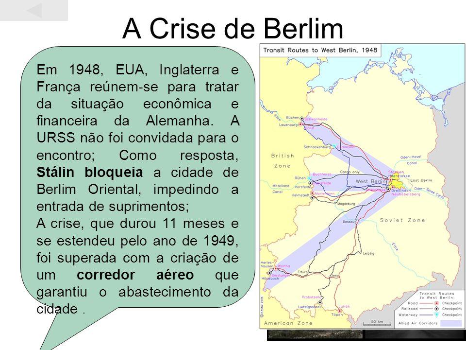 A Crise de Berlim