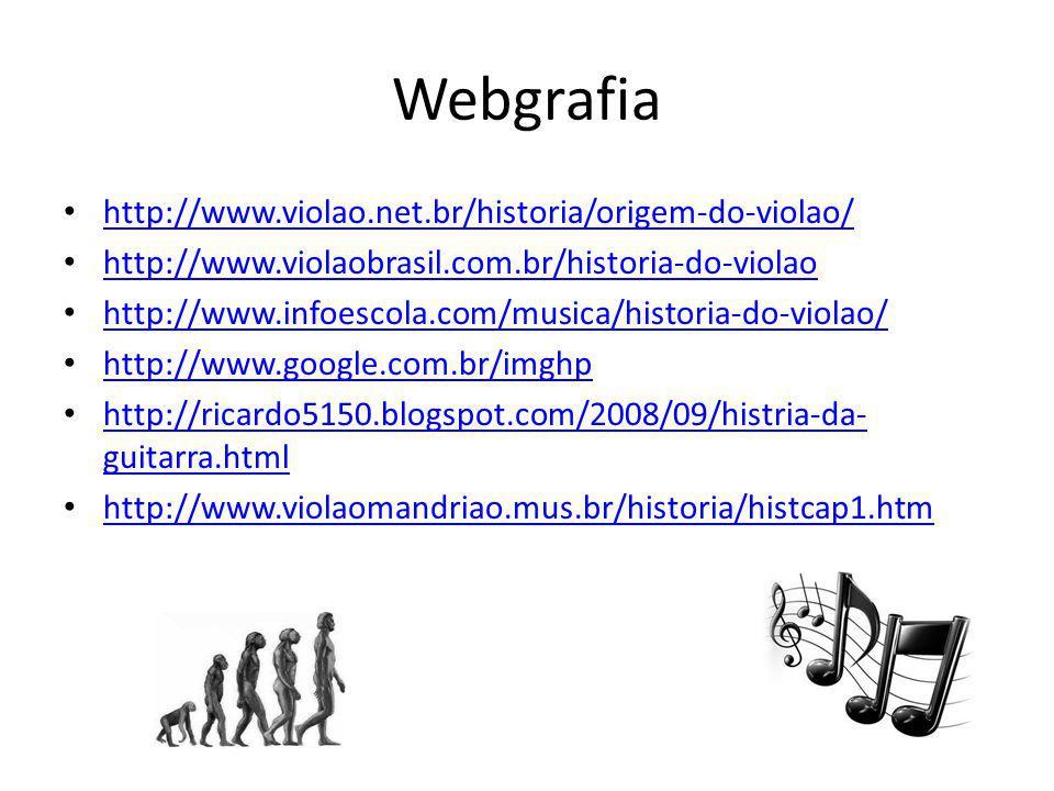 Webgrafia http://www.violao.net.br/historia/origem-do-violao/