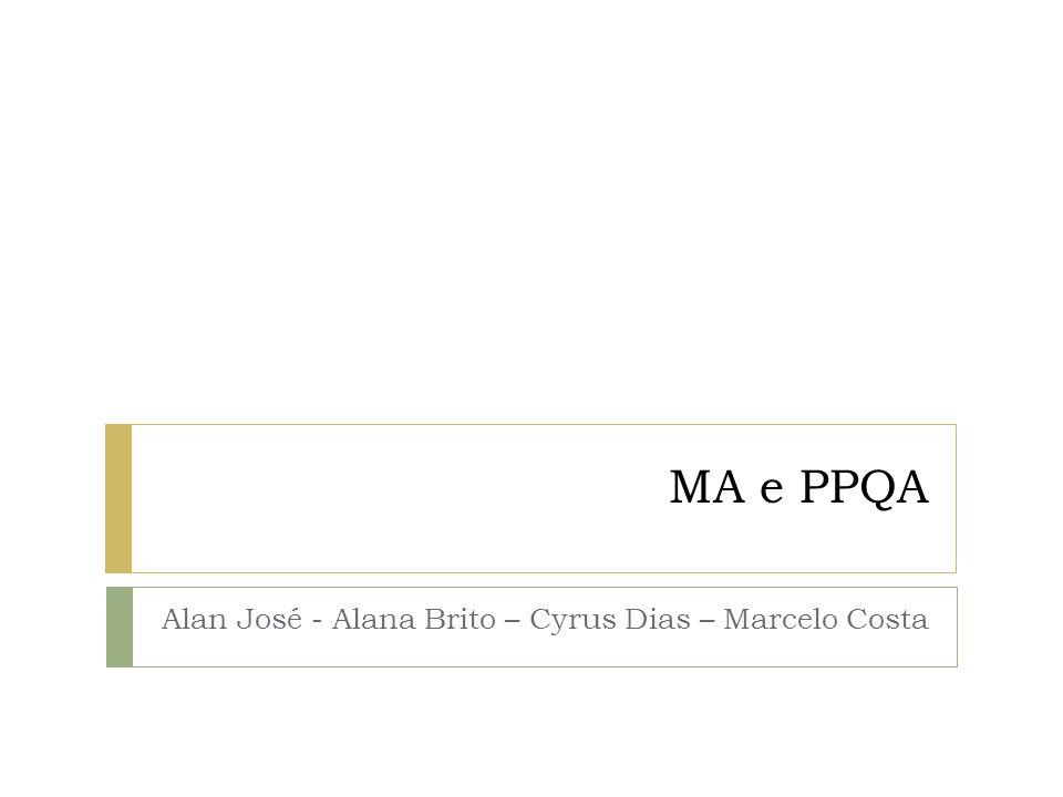 Alan José - Alana Brito – Cyrus Dias – Marcelo Costa