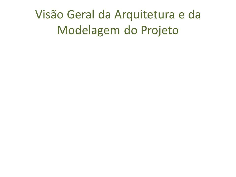 Visão Geral da Arquitetura e da Modelagem do Projeto