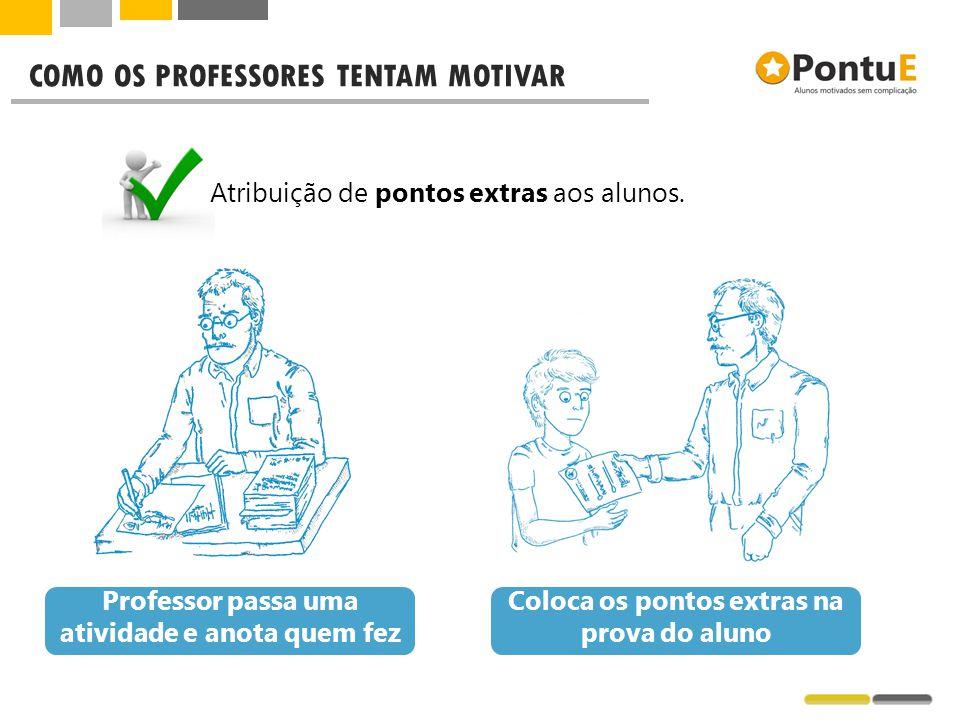 COMO OS PROFESSORES TENTAM MOTIVAR