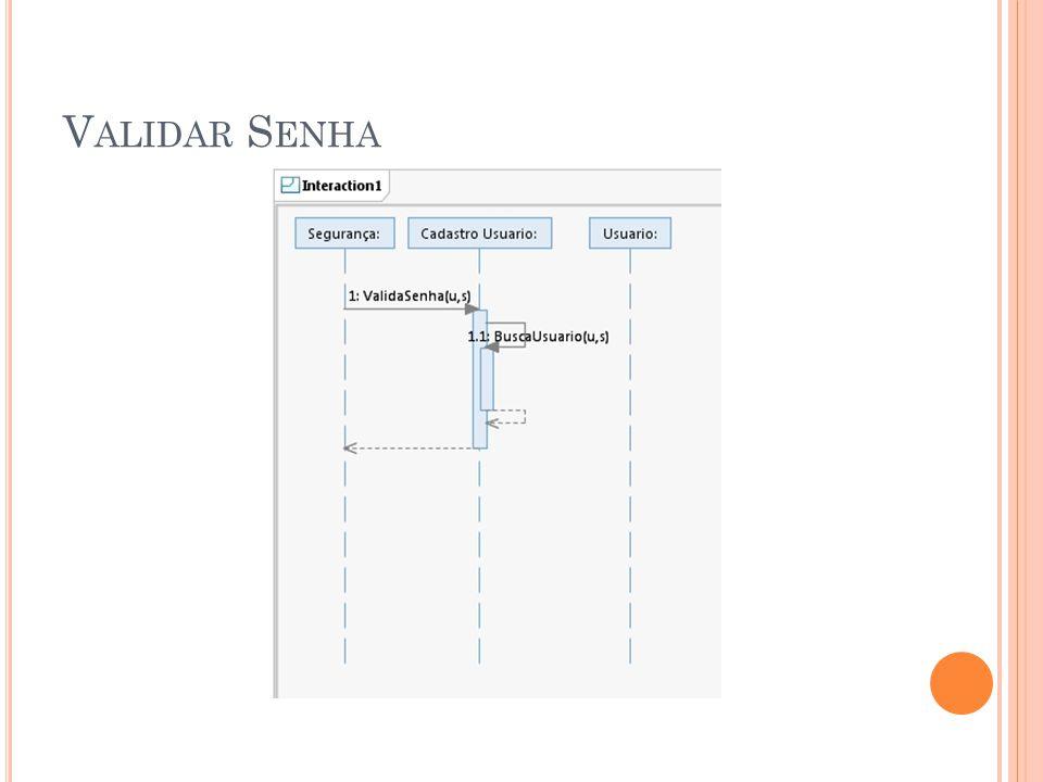 Validar Senha