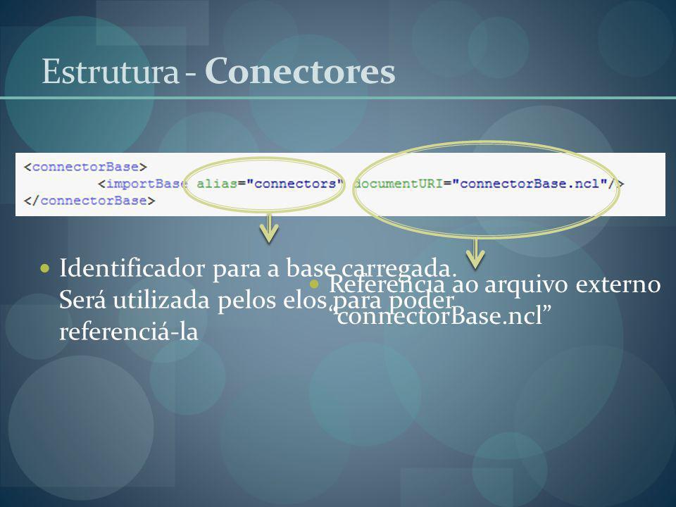 Estrutura - Conectores