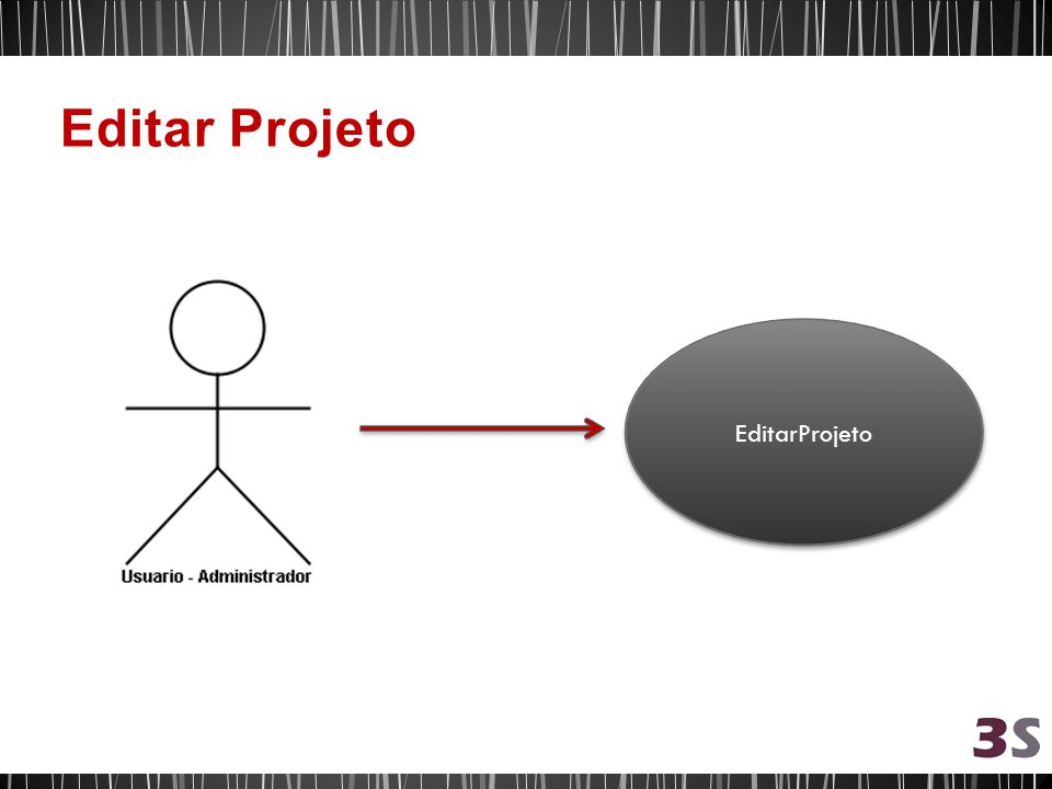 Editar Projeto EditarProjeto