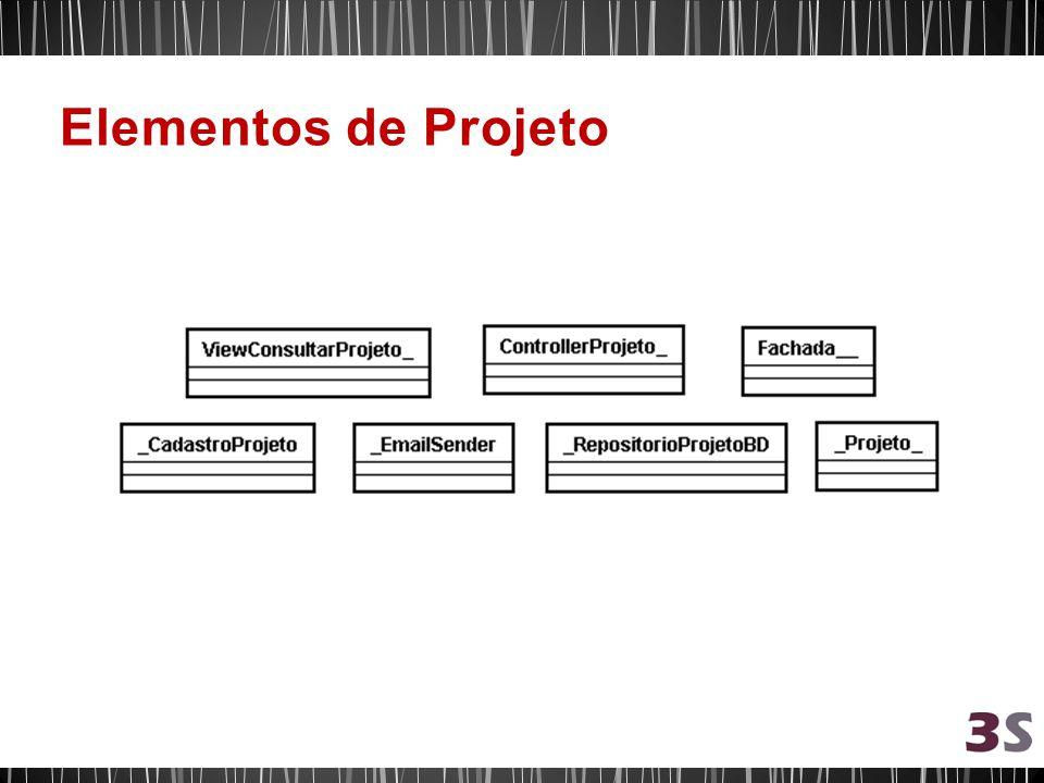 Elementos de Projeto