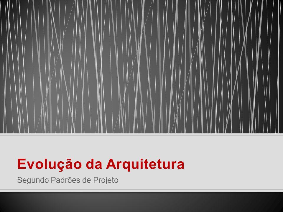 Evolução da Arquitetura