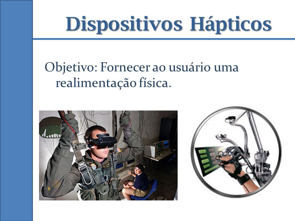 Dispositivos Hápticos