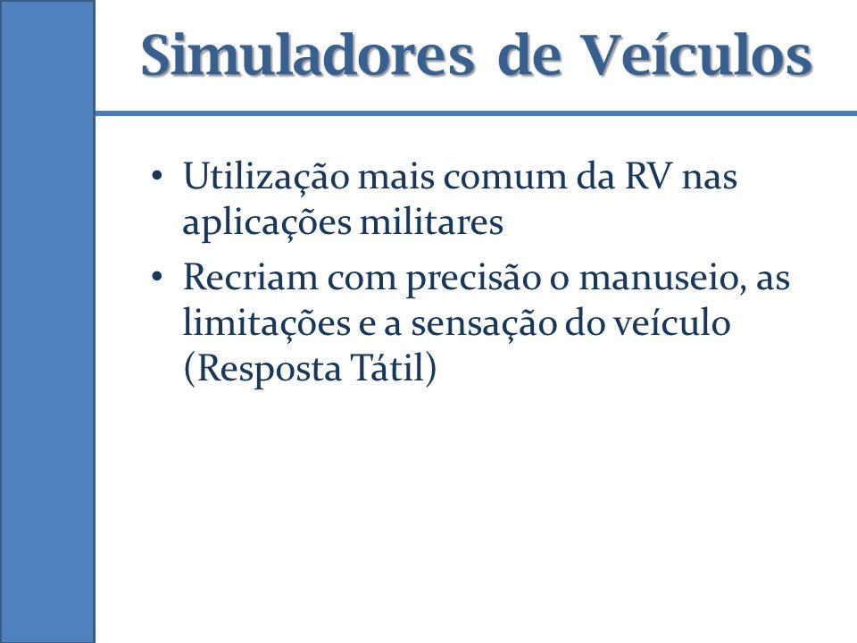 Simuladores de Veículos