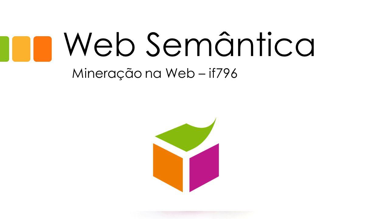 Web Semântica Mineração na Web – if796 Subtitle