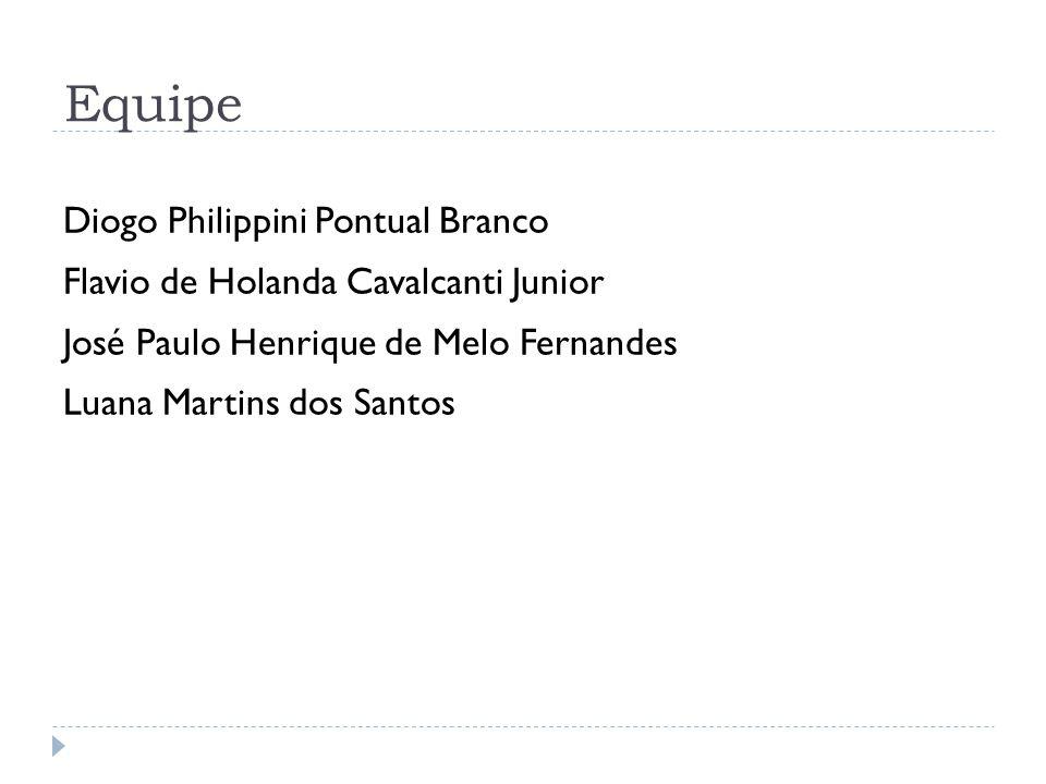 Equipe Diogo Philippini Pontual Branco