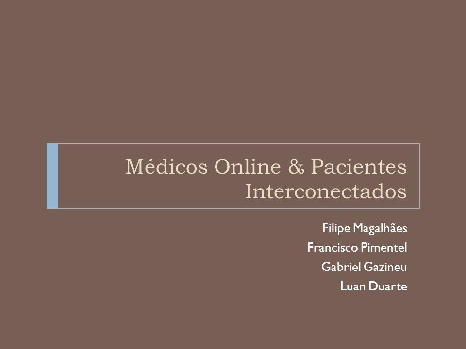 Médicos Online & Pacientes Interconectados