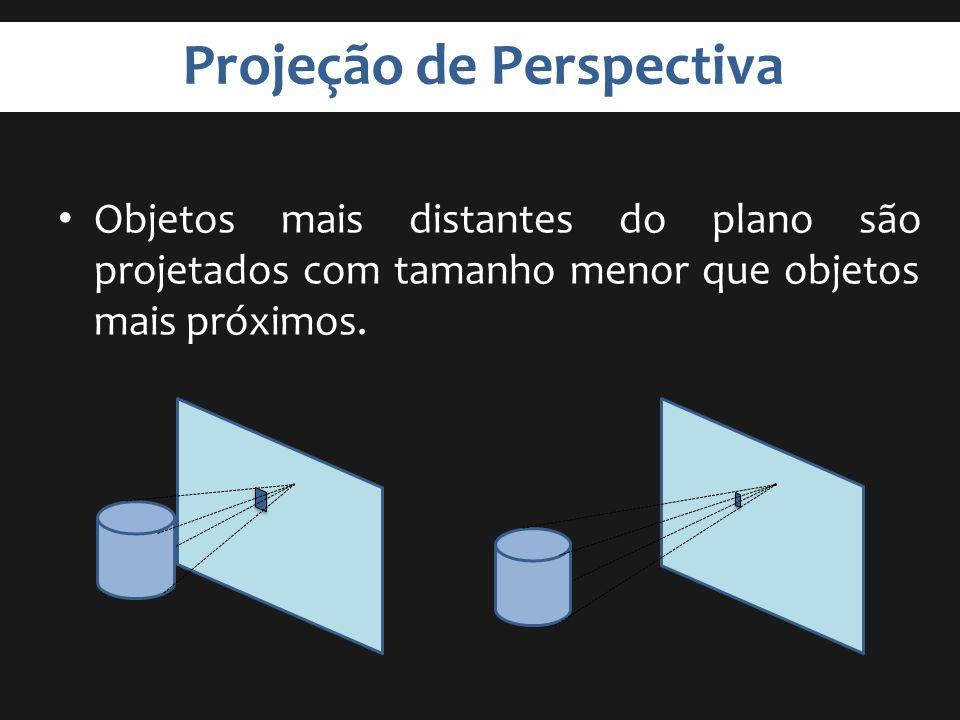 Projeção de Perspectiva