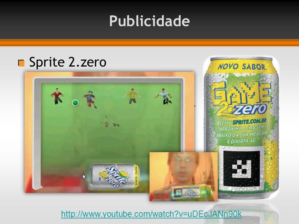 Publicidade Sprite 2.zero