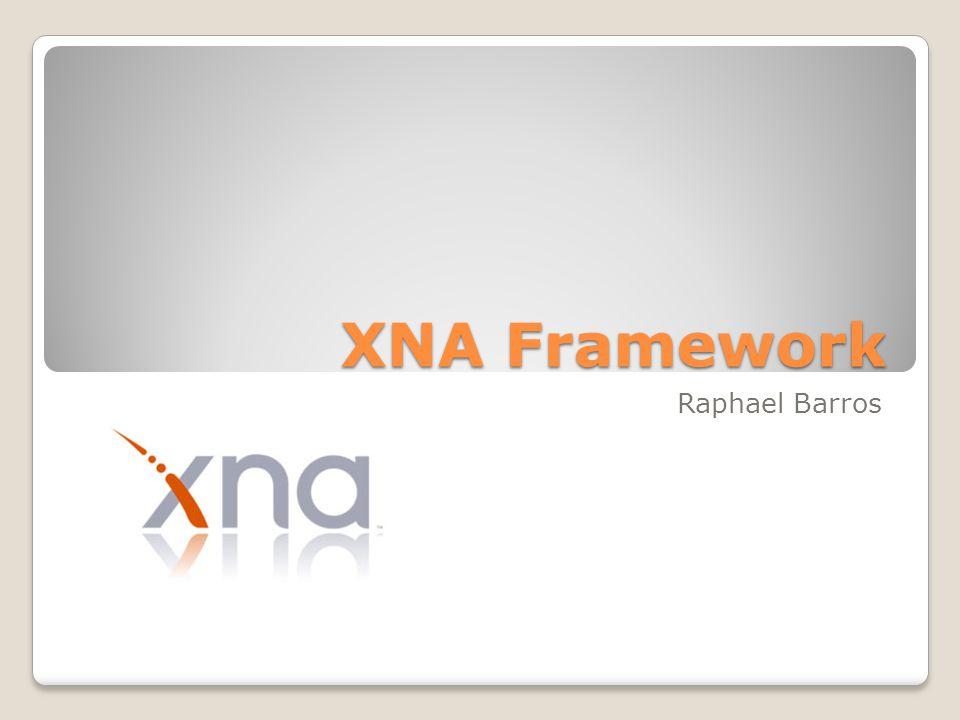 XNA Framework Raphael Barros
